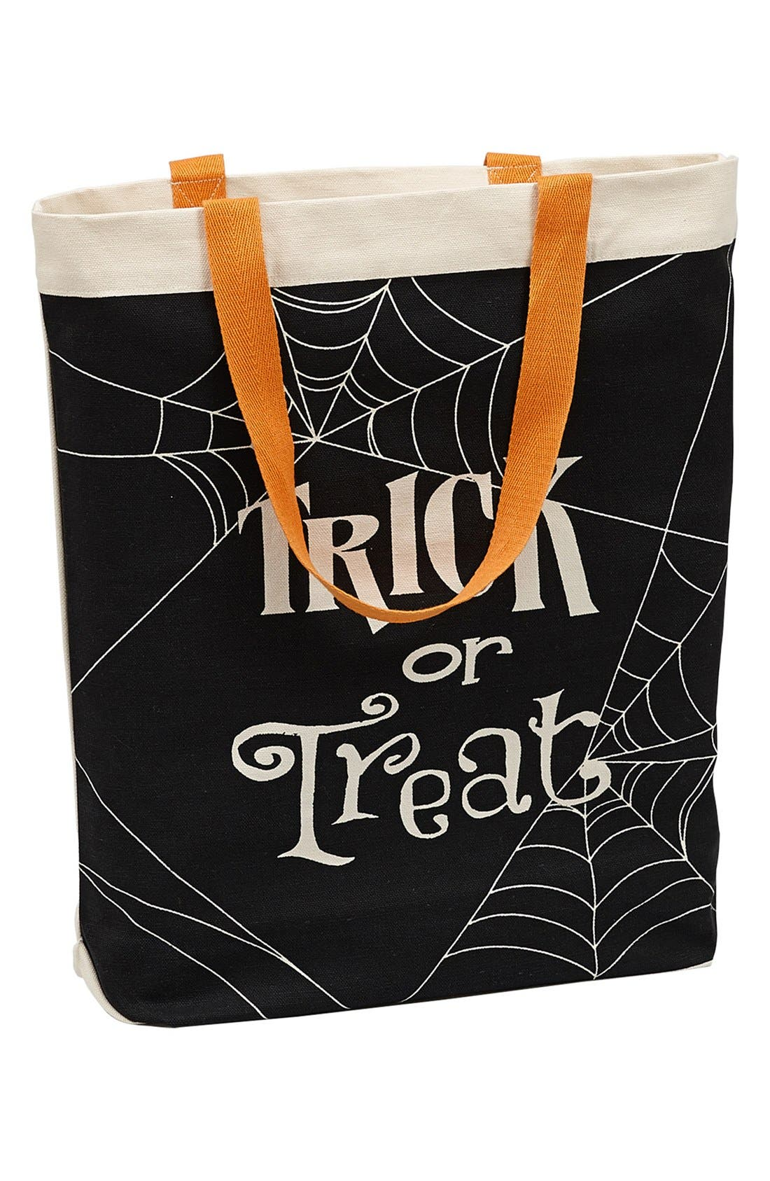 Main Image - Design Imports Halloween Tote