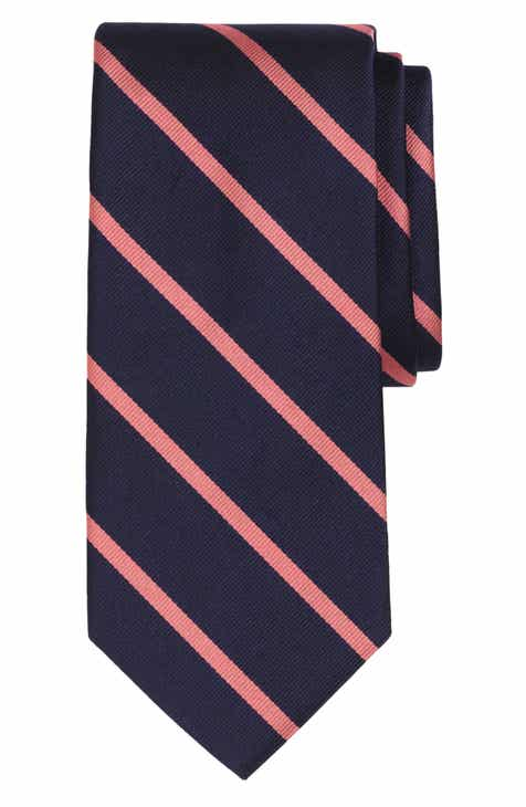 bda6fcf0b6d0 Brooks Brothers Stripe Silk Tie (X-Long)