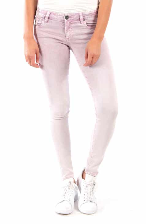 b56438d906a6 KUT from the Kloth Donna Skinny Jeans (Lilac) (Regular   Petite)