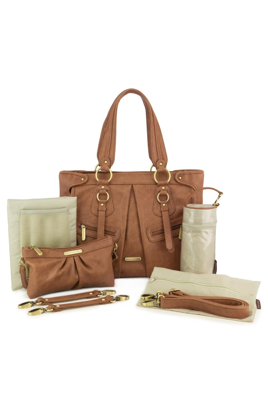 Main Image - Timi & Leslie 'Dawn' Diaper Bag