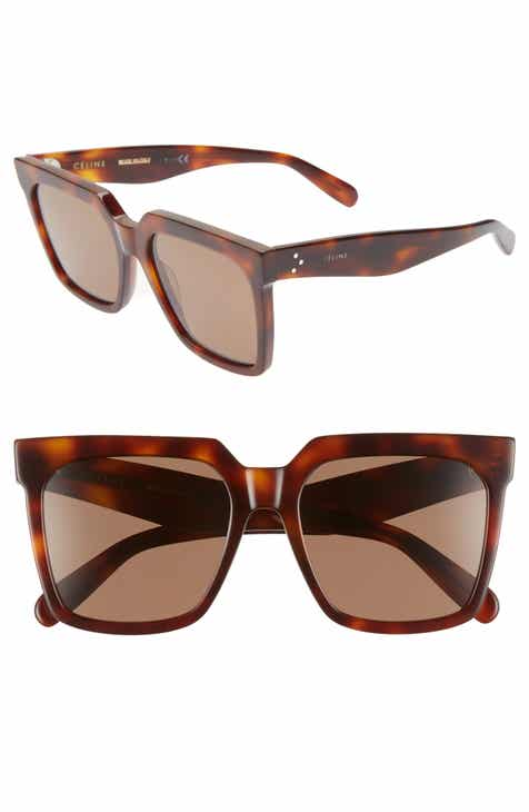 8e2c7f5594ccf Celine Flat Top Sunglasses Nordstrom