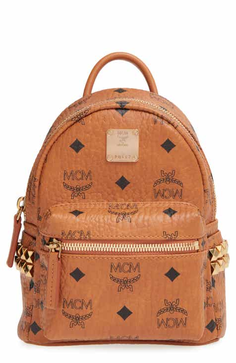 cbbee19c45 MCM  X-Mini Stark Side Stud  Convertible Backpack