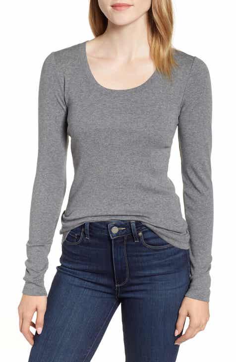 afd3059aa444 Women s Grey Tops