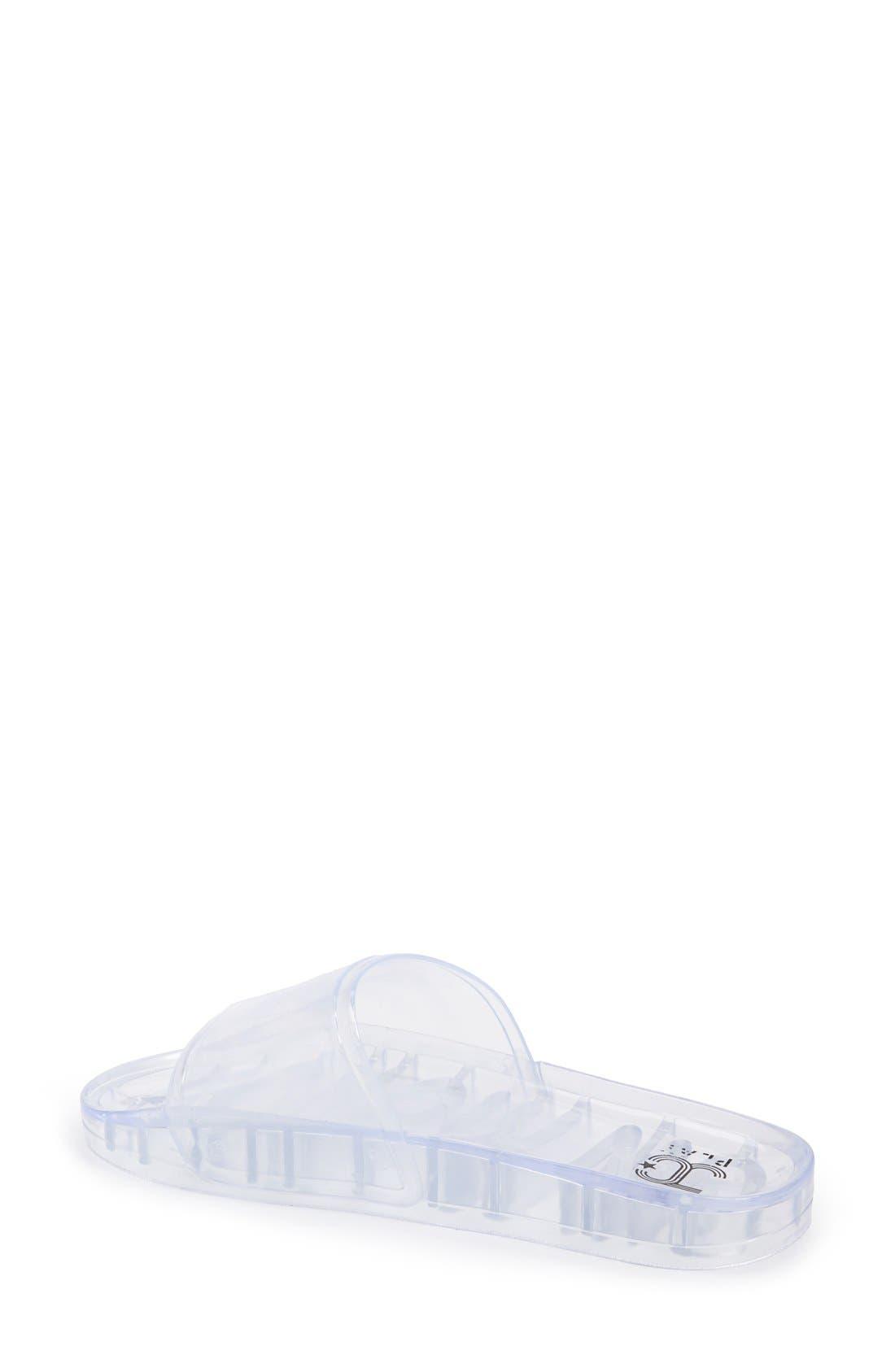 Alternate Image 4  - Jeffrey Campbell 'Follow Me' Slide Sandal (Women)