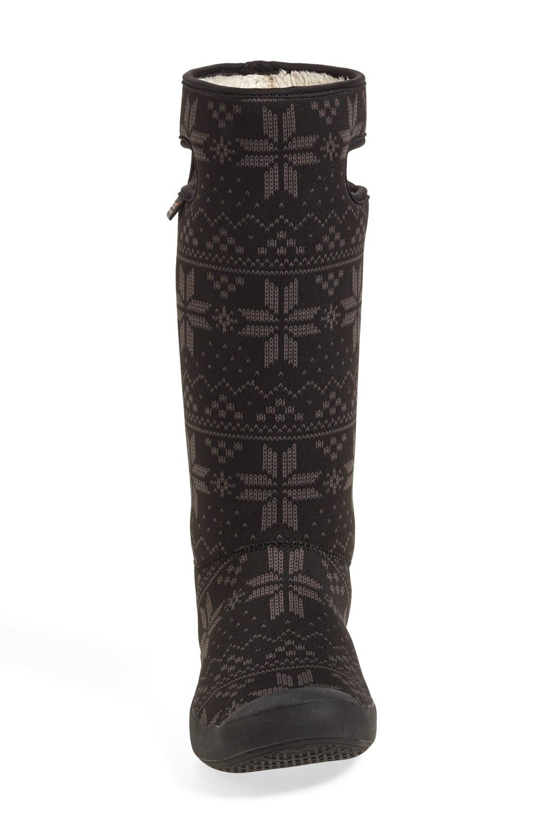 Alternate Image 3  - Bogs 'Summit - Sweater' Waterproof Boot (Women)