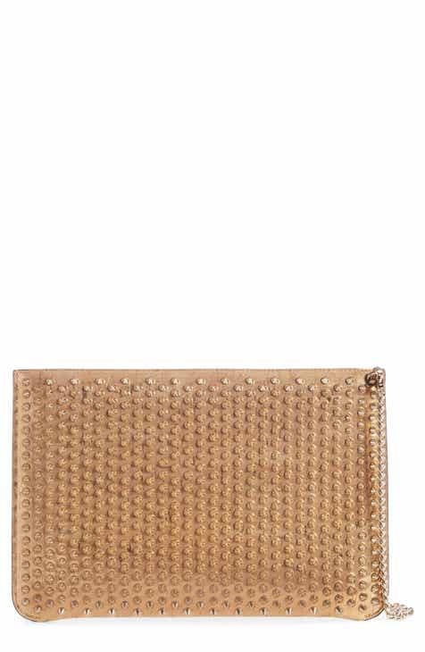 cb9a75245 Christian Louboutin Women's Metallic Handbags & Purses | Nordstrom