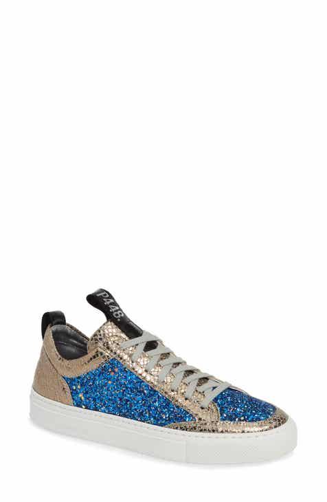 e9d956a497b7 P448 Soho Sequin Low Top Sneaker (Women)