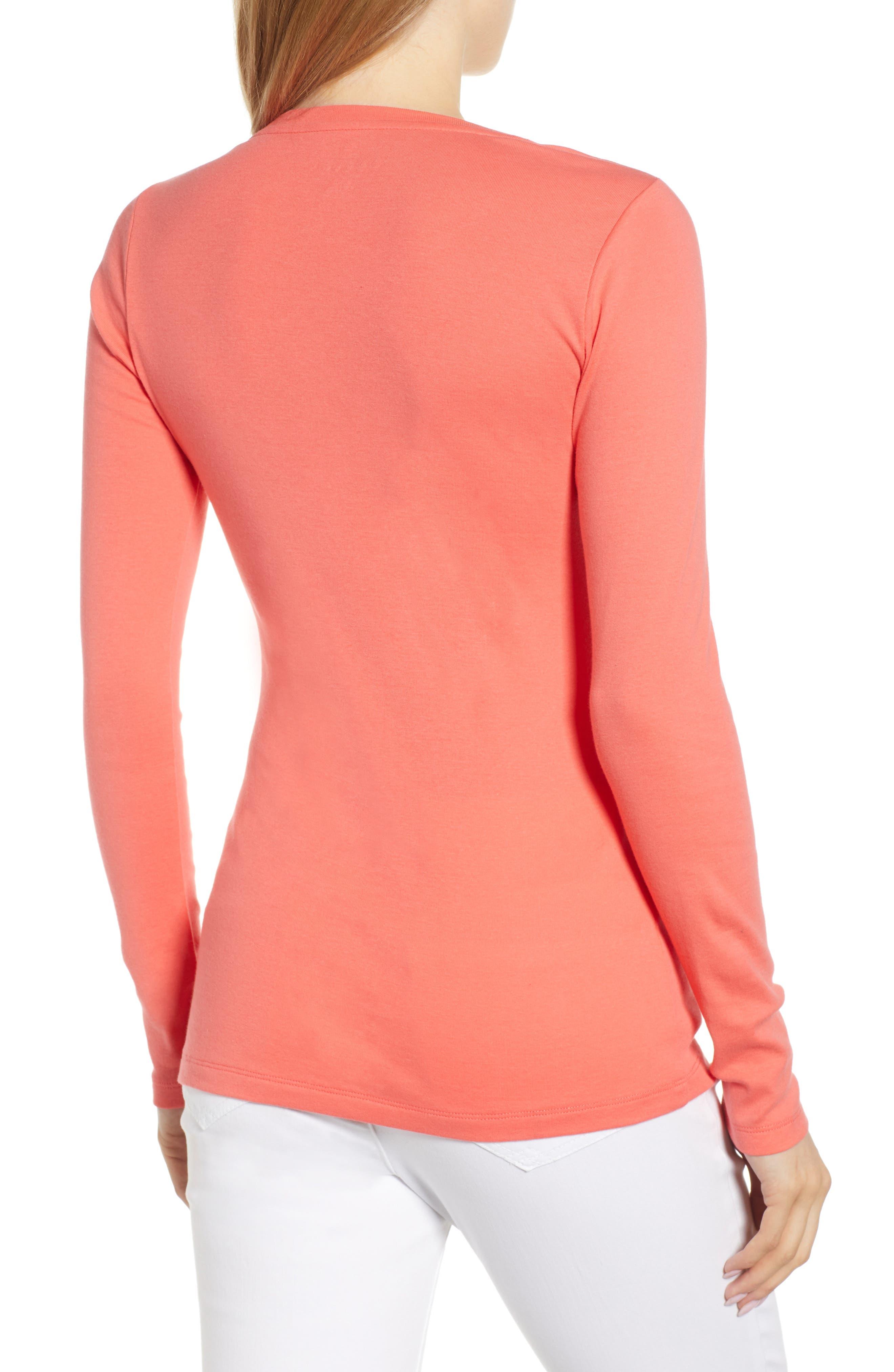 Womens Orange Tops Nordstrom