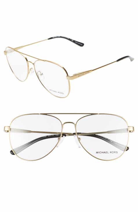 d13fd742b9 Michael Kors 56mm Aviator Optical Glasses