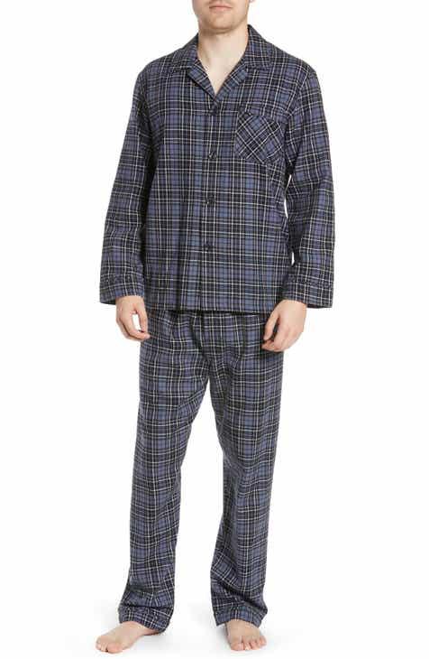 6f05874f75 Majestic International True Match Flannel Pajamas