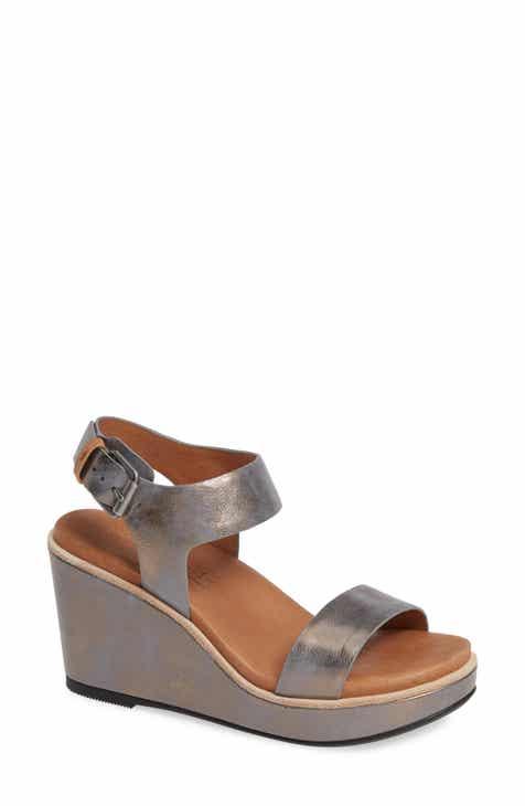 abaccf33c62b Gentle Souls Signature Judi Platform Wedge Sandal (Women)