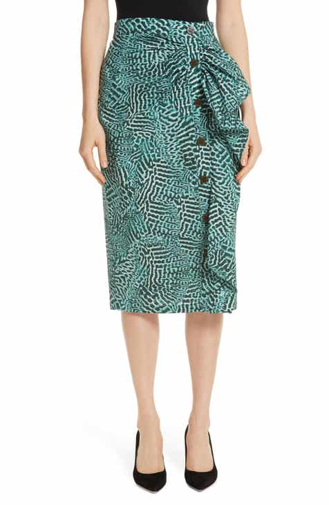 Max Mara Musette Ruffle Skirt by MAX MARA
