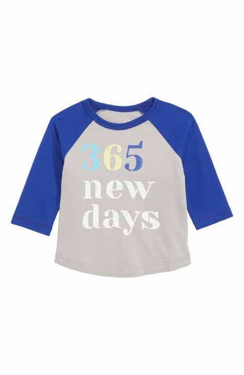 Peek Essentials 365 New Days Raglan T-Shirt (Baby)
