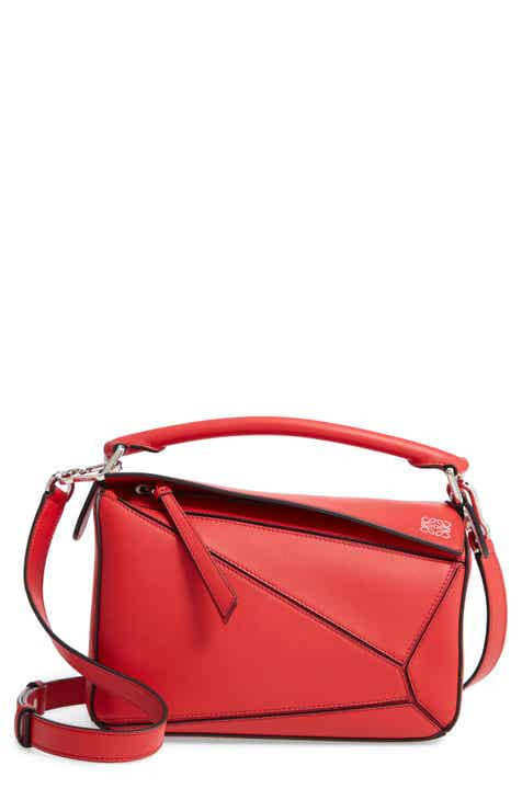 4028cf0ad Loewe Puzzle Small Shoulder Bag