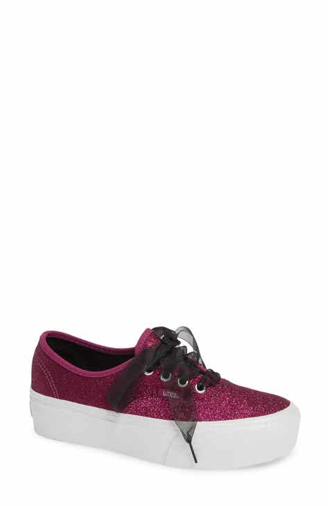 Vans  Authentic  Platform Sneaker (Women) 8d36540ddd6a6