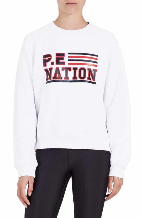 7aca1c6193 P.E Nation Blacktop Sweatshirt