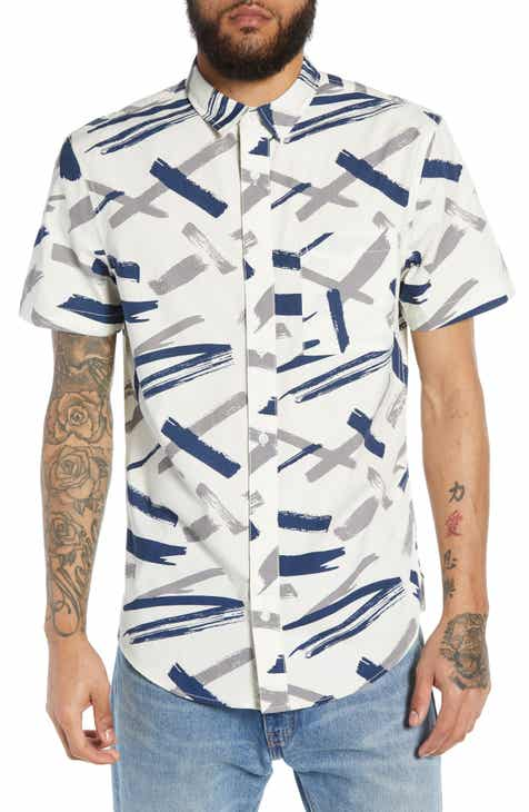 0f3c2d3fadf The Rail Print Woven Shirt