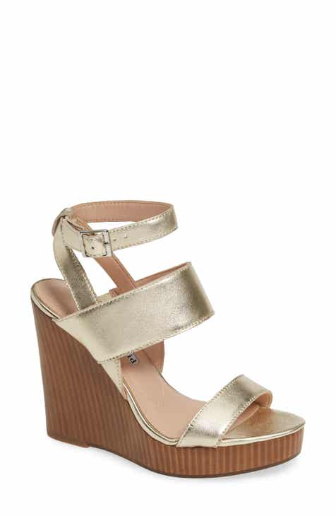 abc89ee7a58 Charles David Turk 2 Platform Wedge Sandal (Women)