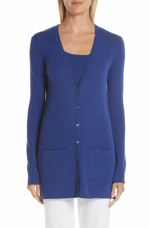 Michael Kors Long Cashmere Cardigan by MICHAEL KORS