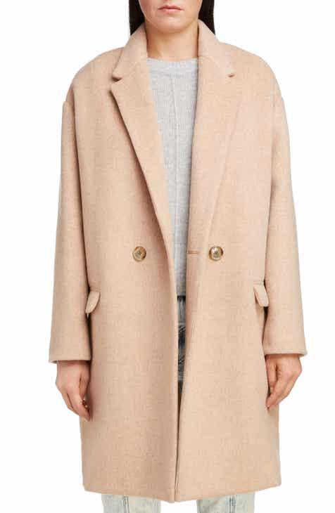 f44eec76e Isabel Marant Virgin Wool   Cashmere Coat