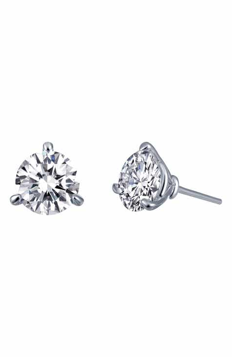 27c353c11 Lafonn Simulated Diamond Stud Earrings