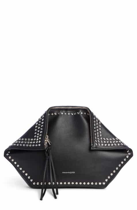 Women s Alexander Mcqueen Designer Handbags   Wallets   Nordstrom 80e1fe89e1