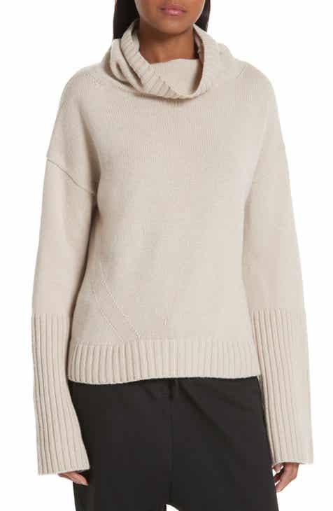 fac0c191b6b9df Nili Lotan Boyd Cashmere Cowl Neck Sweater