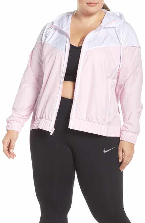 Nike Sportswear Windrunner Jacket (Plus Size) by NIKE