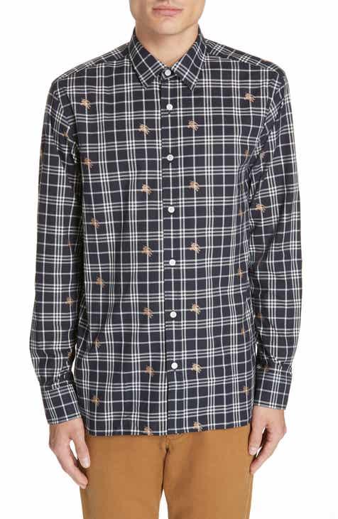 Burberry Edward Check Sport Shirt