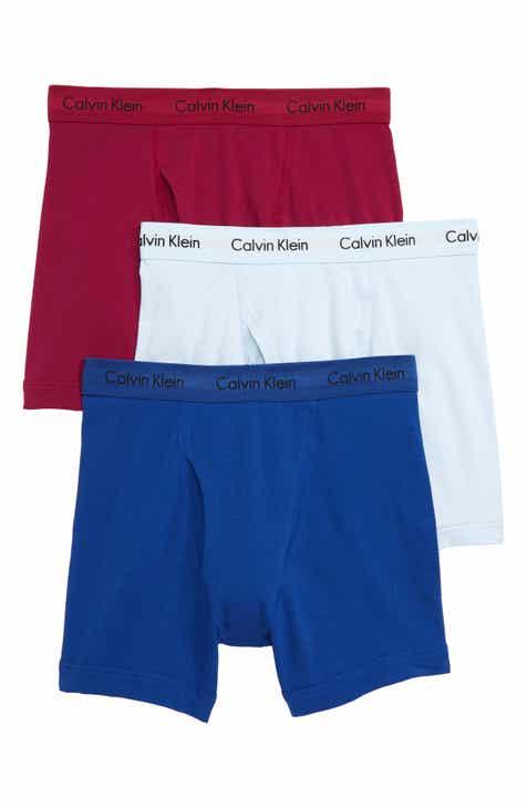 1134abae39f4 Calvin Klein 3-Pack Boxer Briefs