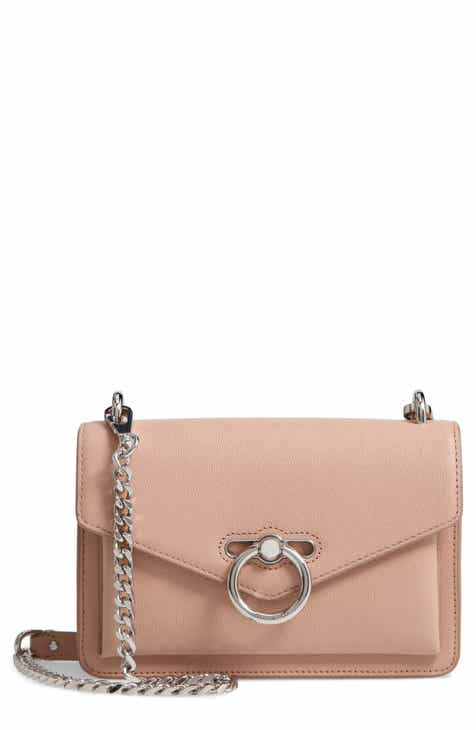 32036e5148d1 Rebecca Minkoff Jean Leather Crossbody Bag