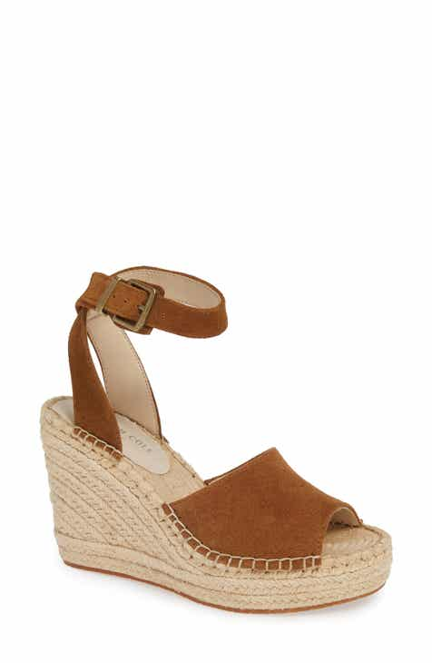 d2373cd167 Kenneth Cole New York Olivia Wedge Sandal (Women)
