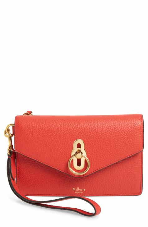 dcea38771812 Mulberry Amberley iPhone Leather Clutch