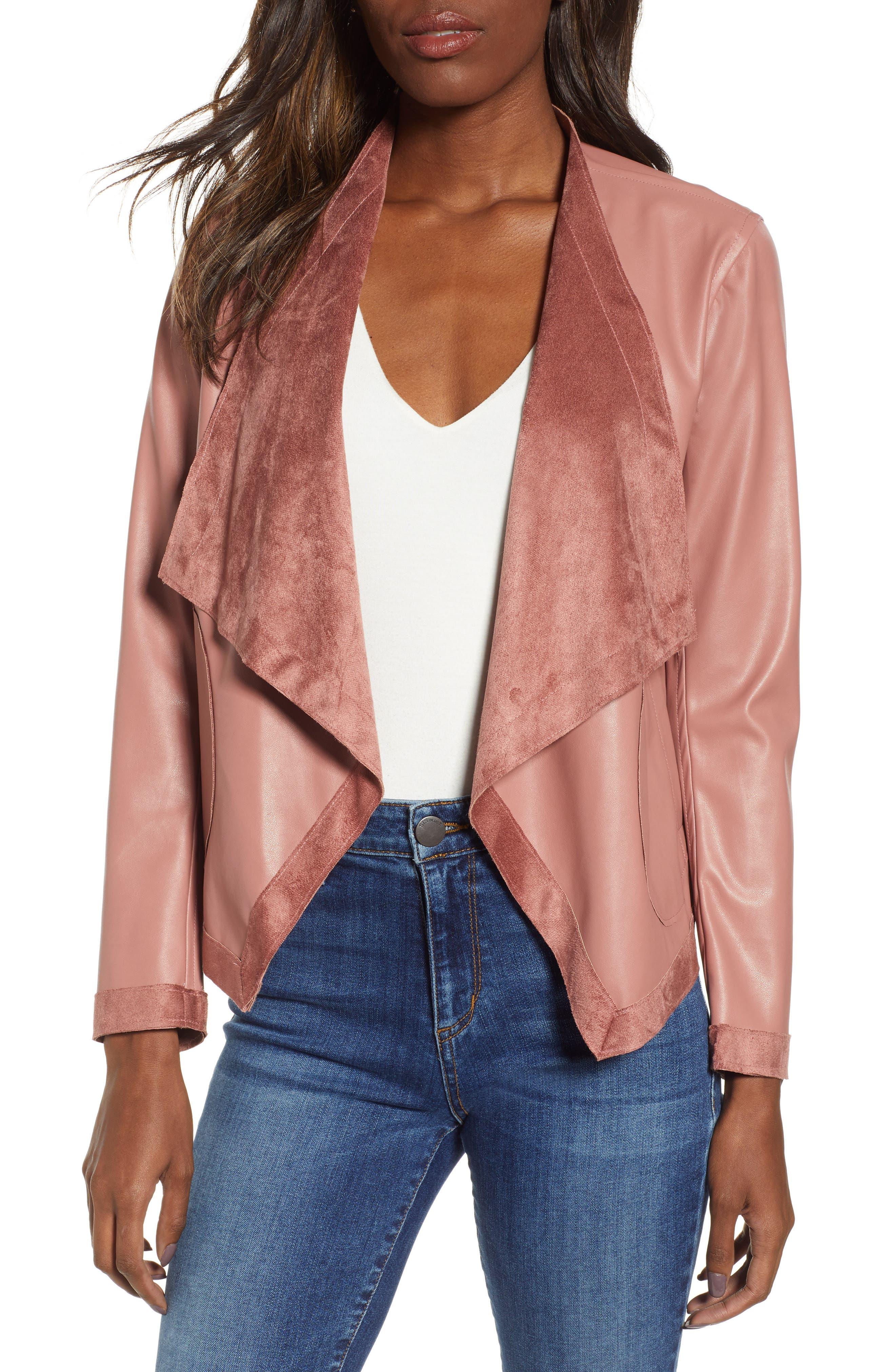 a310ba447ae Women s Waterfall Collar Coats   Jackets