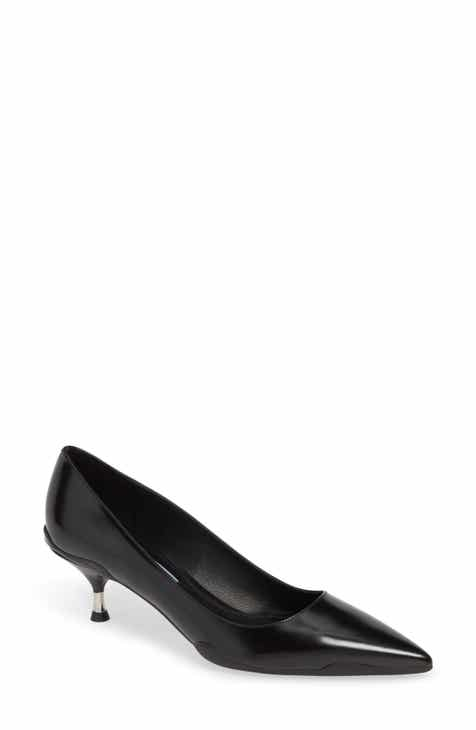 79a99891d19 Prada Pin Heel Pump (Women)