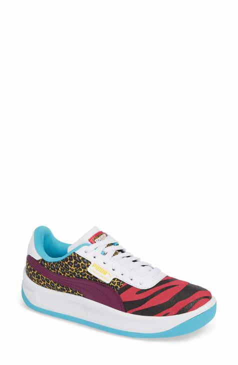 e2aa6266007313 PUMA California Animal Sneaker (Women)