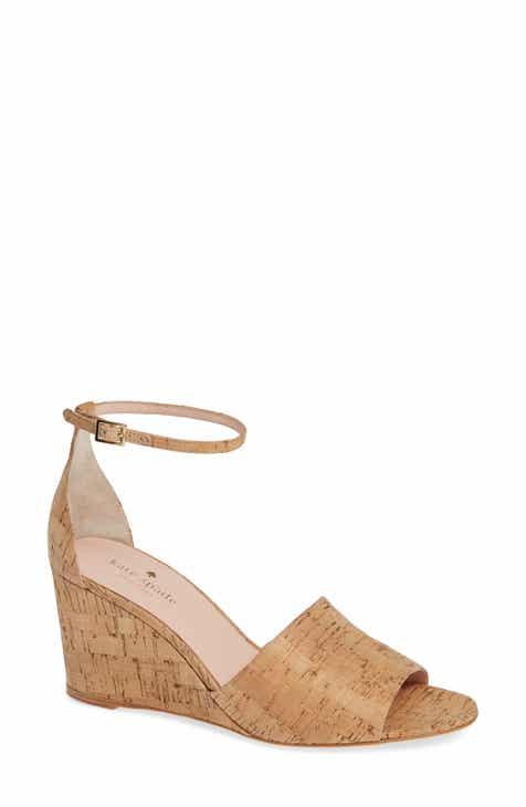 643099bfc02b kate spade new york halo strap wedge sandal (Women)