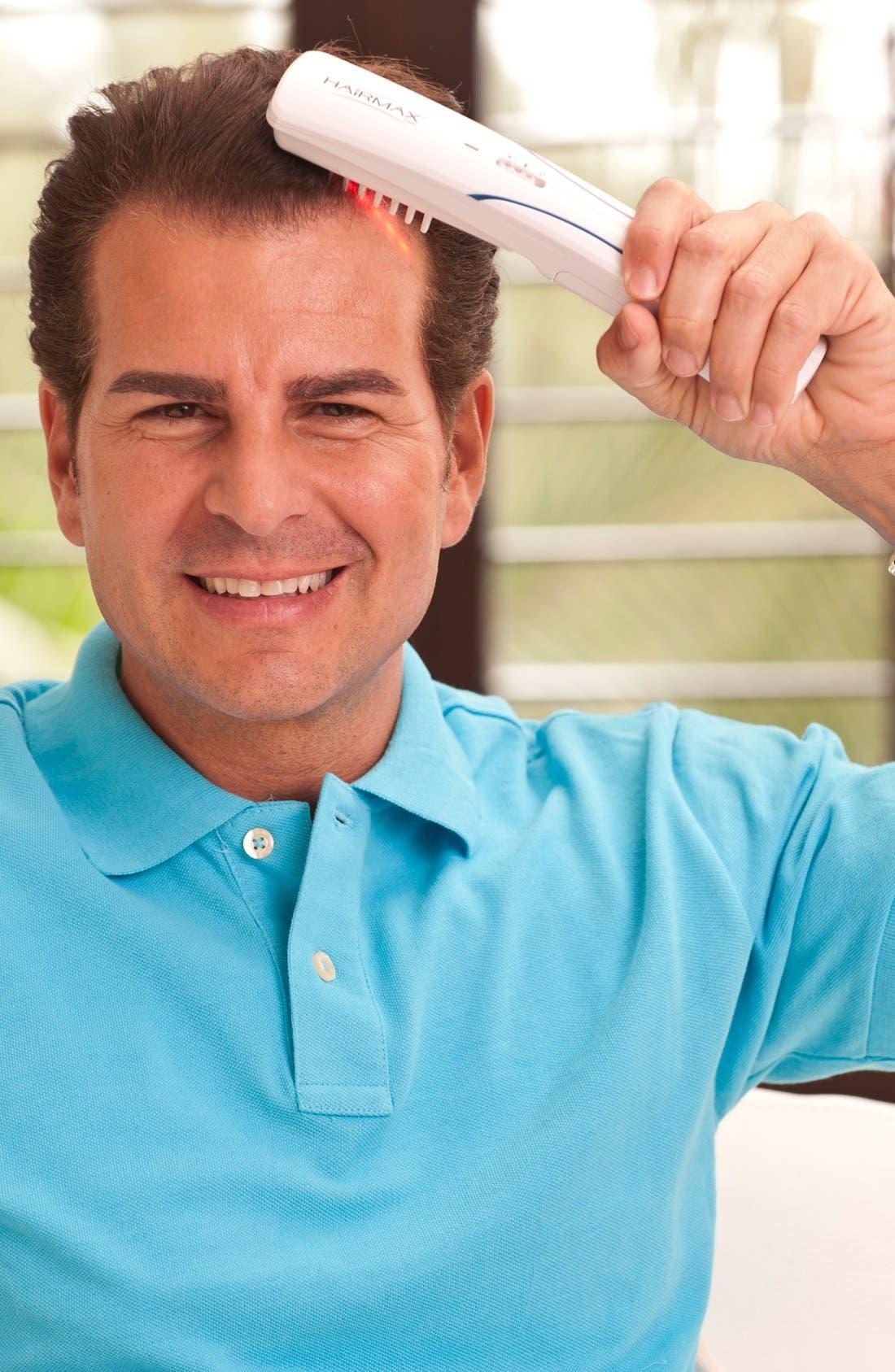 Alternate Image 2  - HAIRMAX® 'LaserComb Advanced 7' Hair Growth Device