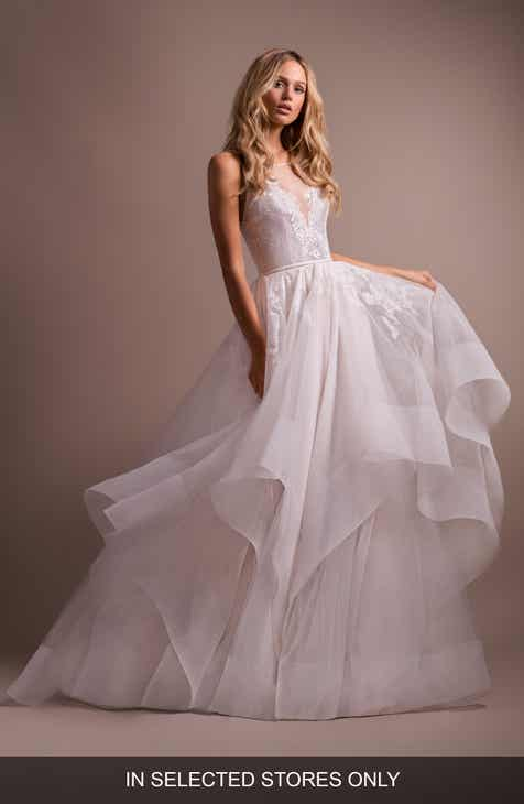 Halter Wedding Dresses Bridal Gowns Nordstrom