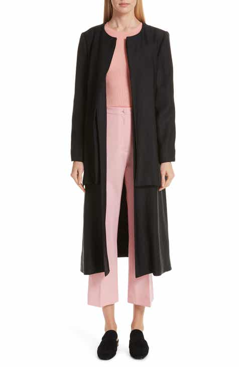 Partow Amiko Belted Coat by PARTOW