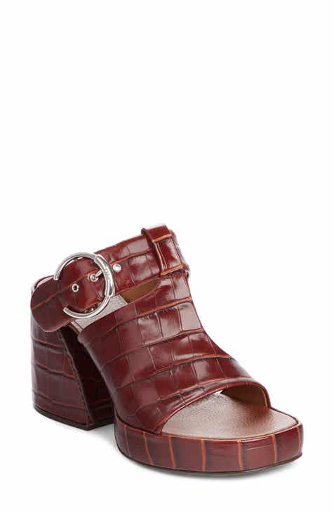 3c33f9e9e09a Chloé Wave Slide Sandal (Women)