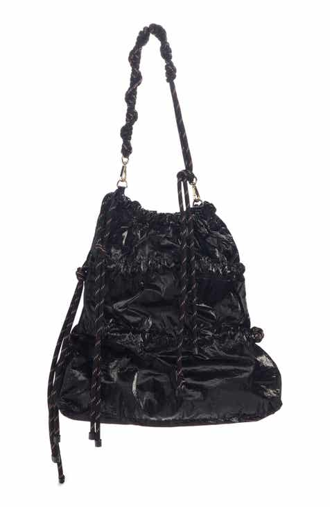 Dries Van Noten Nylon Drawstring Tote 5180fa7f8795c