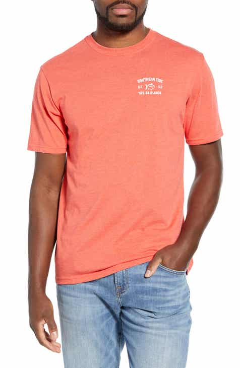 73662cd9e Southern Tide Classic Boat Graphic T-Shirt