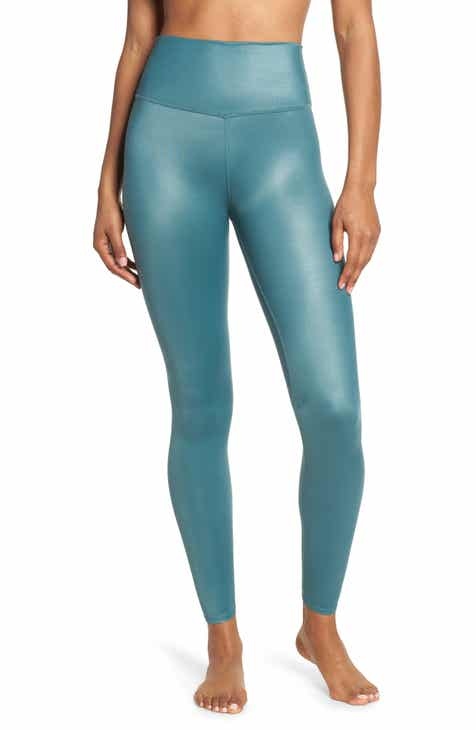 Alo Shine 7/8 High Waist Leggings by ALO
