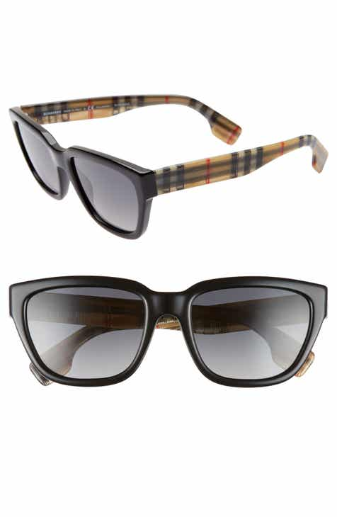 beb8f87c9a09 Burberry 54mm Polarized Gradient Square Sunglasses