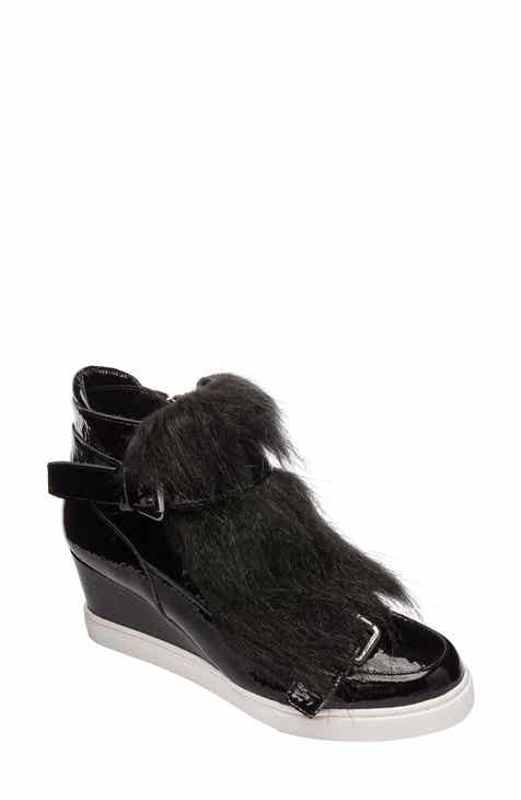 94a48061cf51 Linea Paolo Fifi Wedge Sneaker (Women)