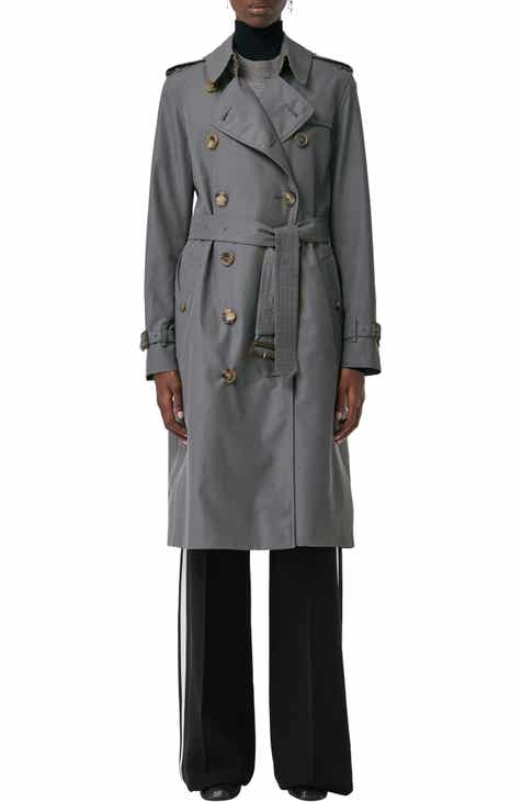 e2ccd4d5e5d Burberry Kensington Long Heritage Trench Coat