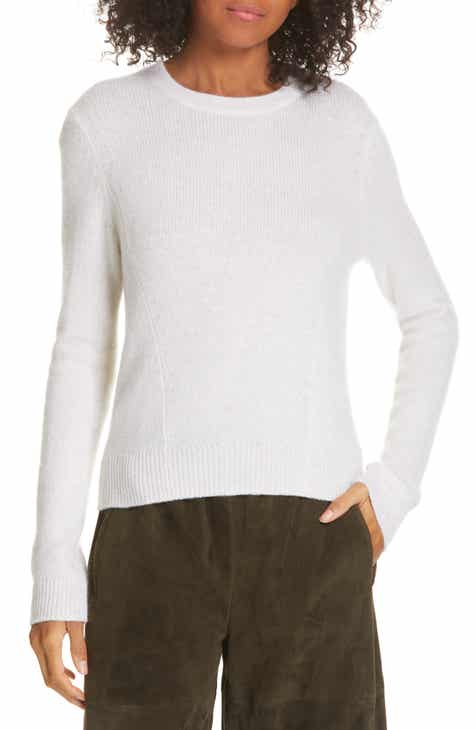 51870e02be7 Vince Seam Detail Cashmere Sweater