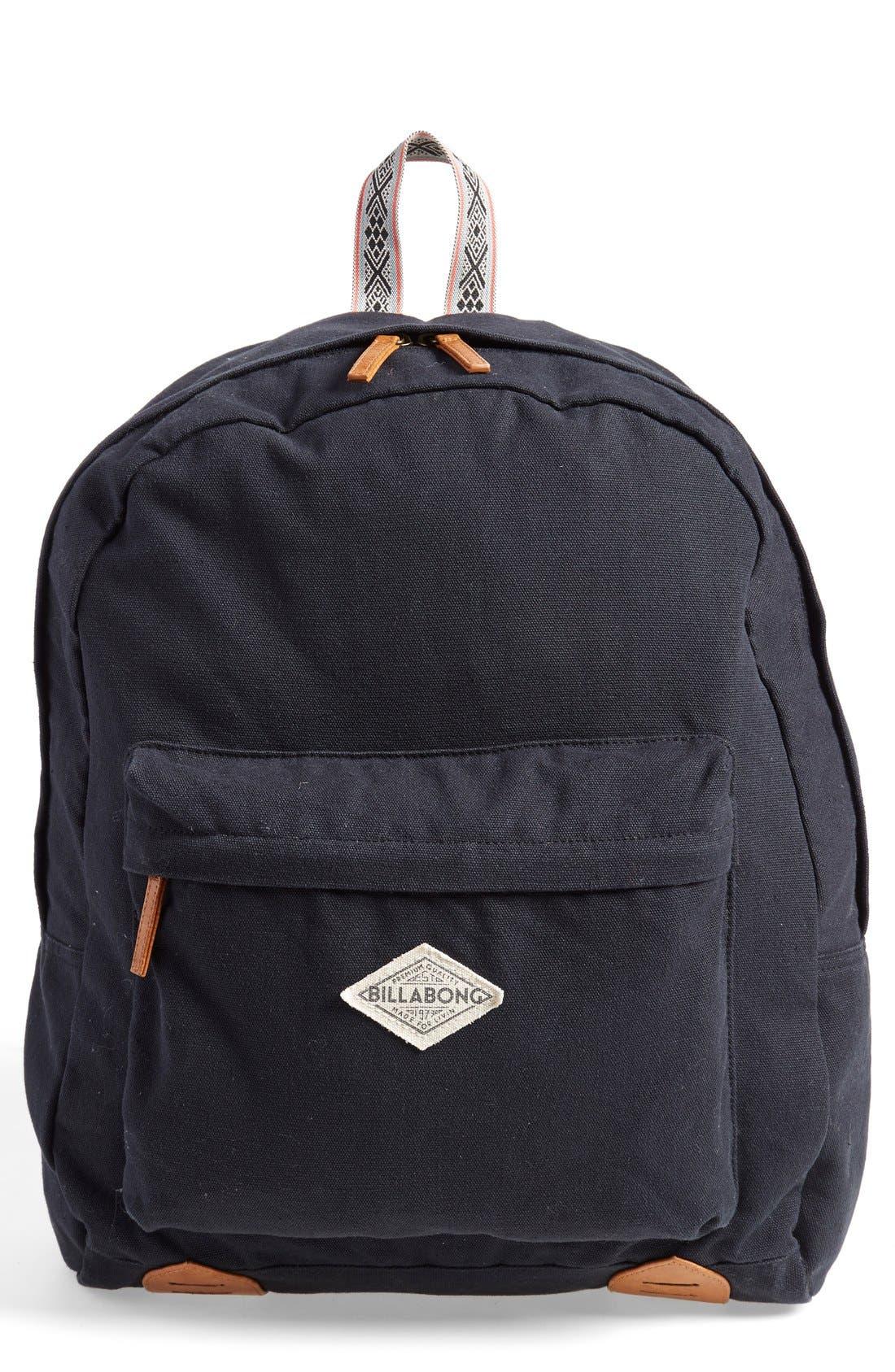 Alternate Image 1 Selected - Billabong 'Swept Summer' Backpack