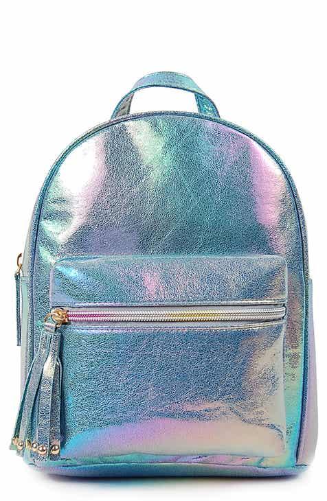 263342506b OMG Hologram Mini Backpack (Kids)